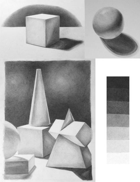 Drawing II for Illustration - Freshmen