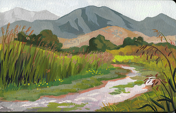 Cherry River Trail