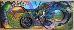 Full Circle Mural Concept