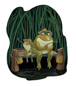 Happy Froggers Day
