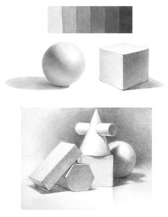 Illustration Process - Value studies