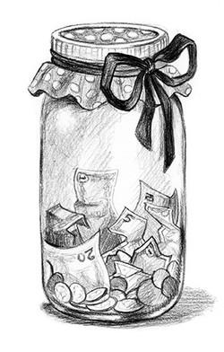 Josie's Money Jar