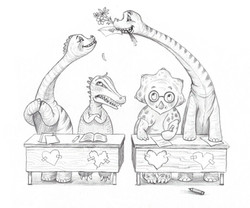 Valentine Dinos
