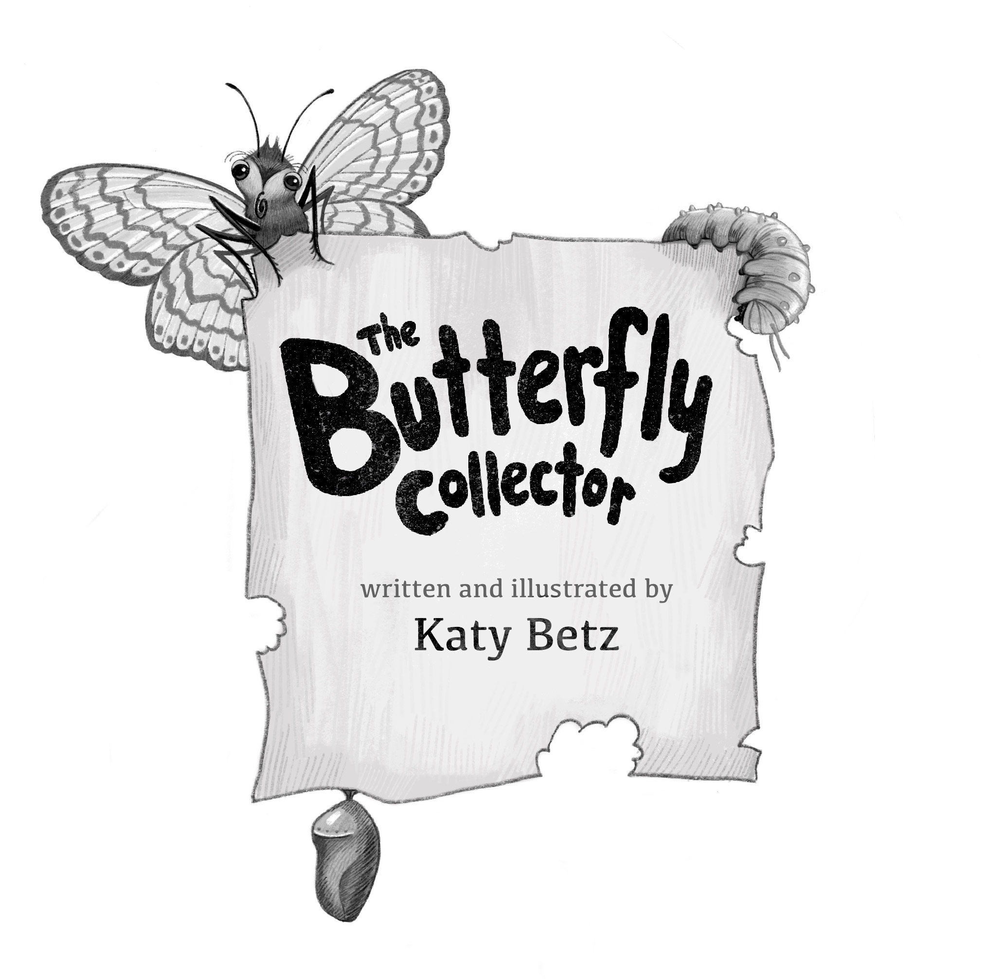 Butterfly Title Page