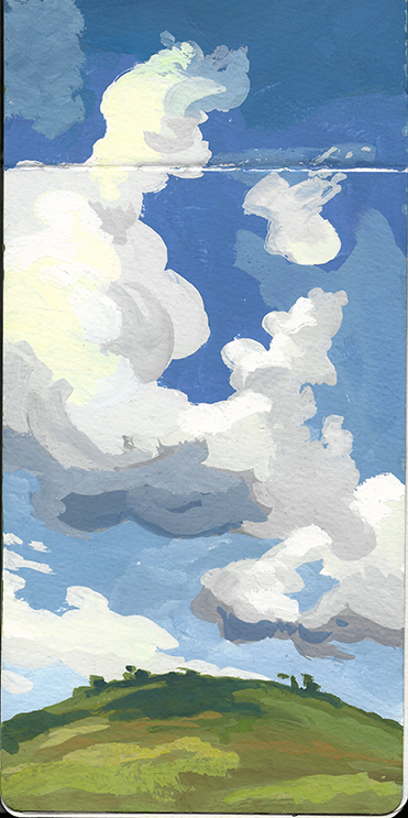 Summer Clouds