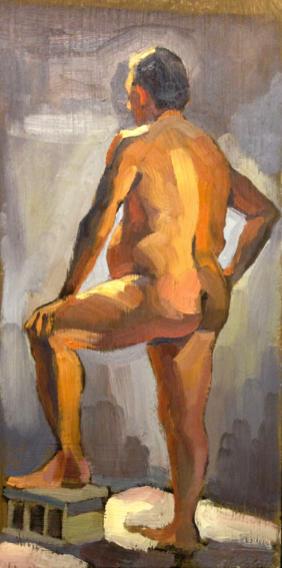 Painting II - Sophomore