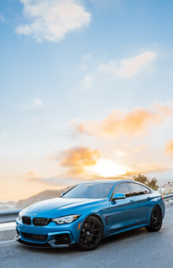 BMW 4 Series 440i Gran Coupe