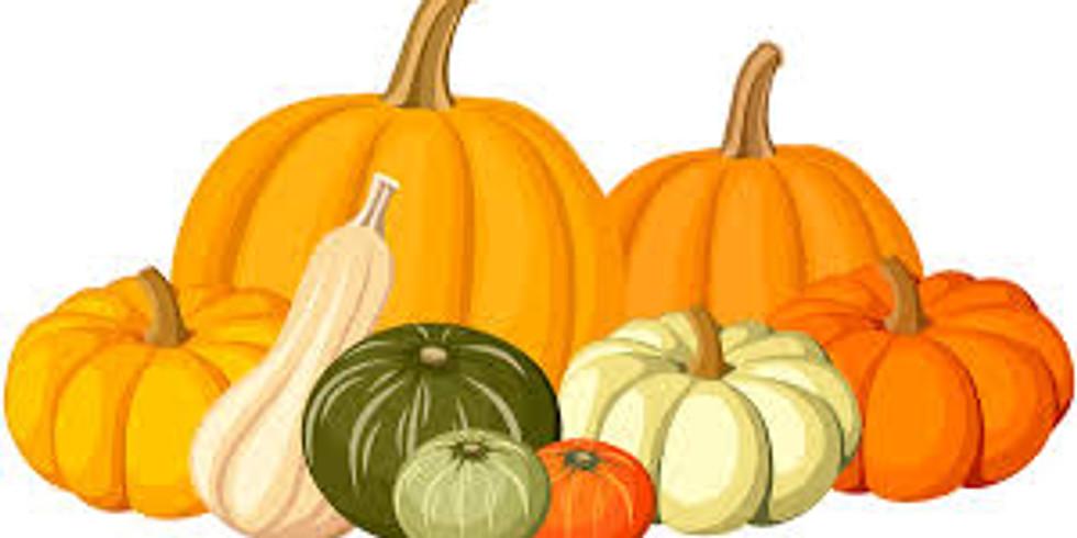 Let's Do Pumpkin Make and Take