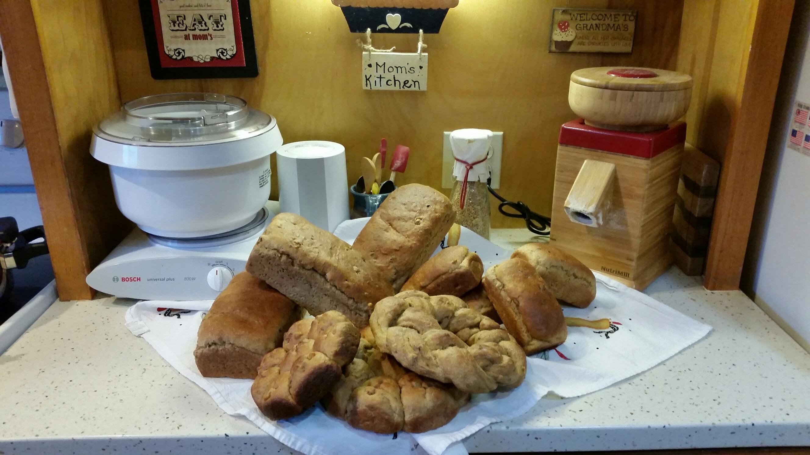 Killer Bread Class