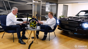 In Conversation with Mark Roberts at CHARGE CARS