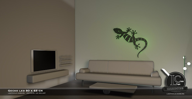 LED Gecko