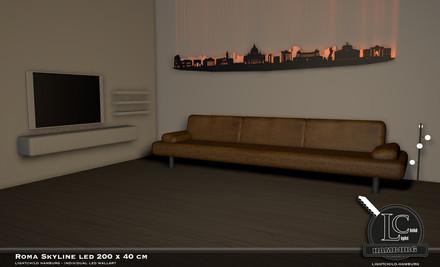 LED Rom Skyline