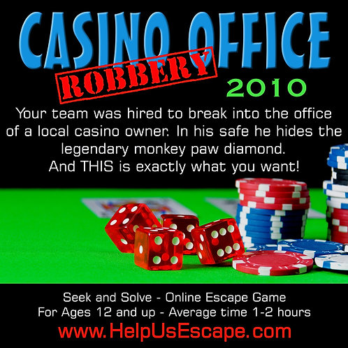 Office Robbery 2010