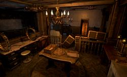 Manor escape room VR event