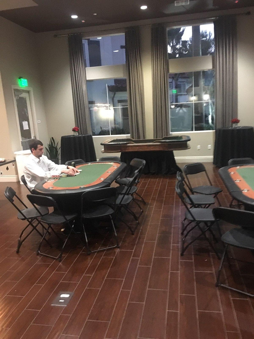 Casino party rentals in California 2019