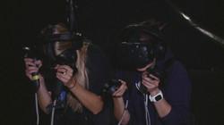 2 women in VR