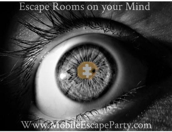 Escape Room Parties & Casino Nights are a perfect combo for your next event or Party rental in C