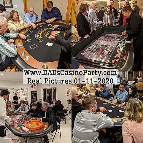 Casino Theme Party rentals, Roaring twenties in 202
