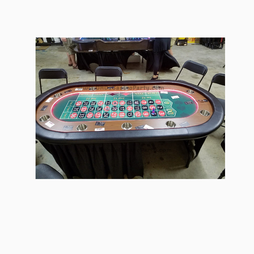 Casino night roulette games for dads casino party