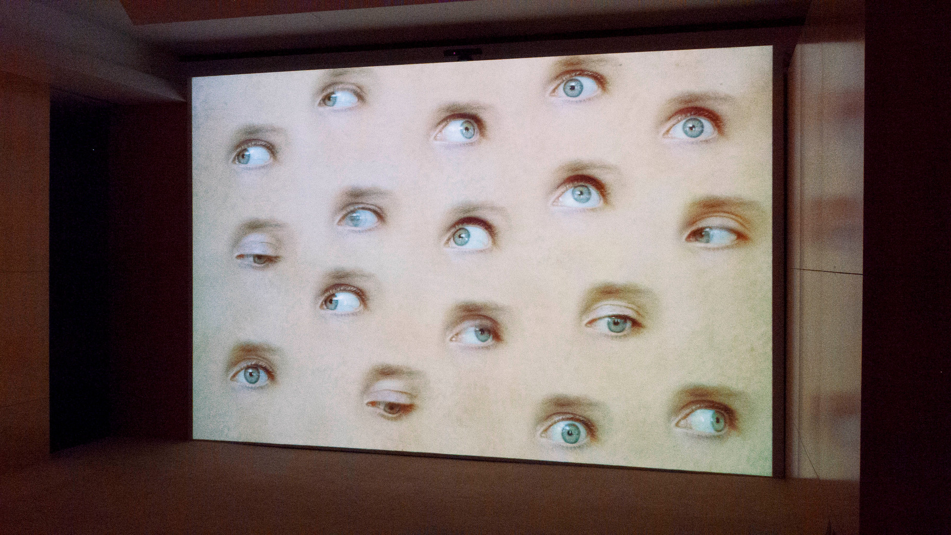 If The Walls Had Eyes by Luxloop