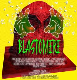 Blastomere Poster