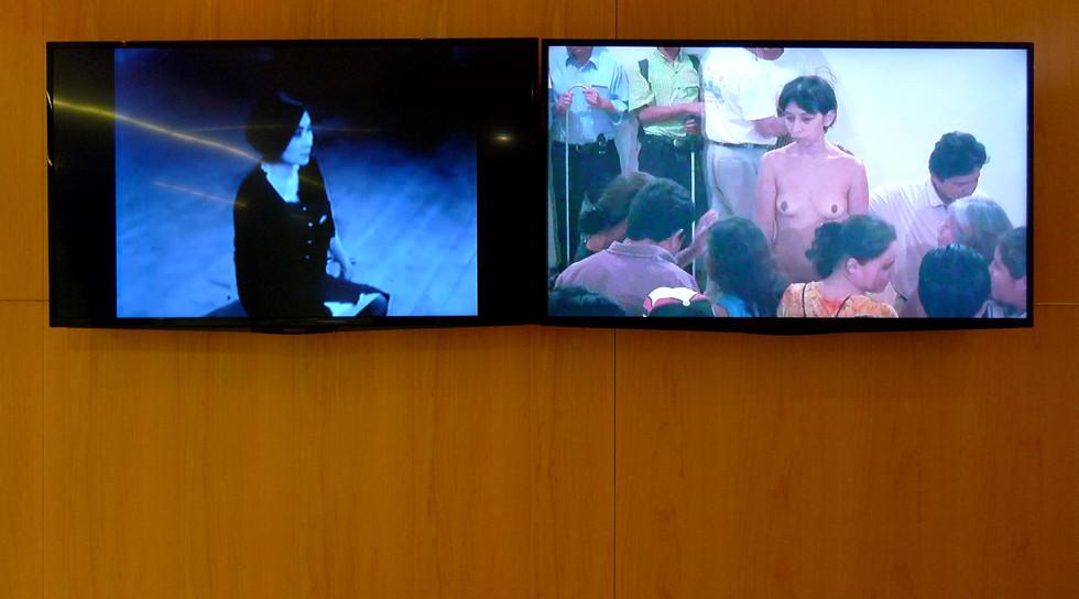 Video Program of Performance Works 1970s-2000s