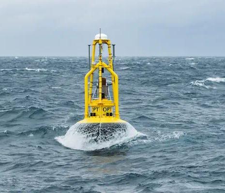 OPT PowerBuoy Tested at DeepStar's 'Zero Carbon