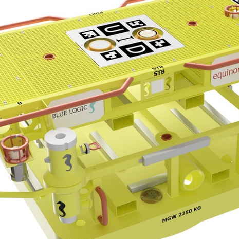 Subsea docking station opens path for resident underwater drones