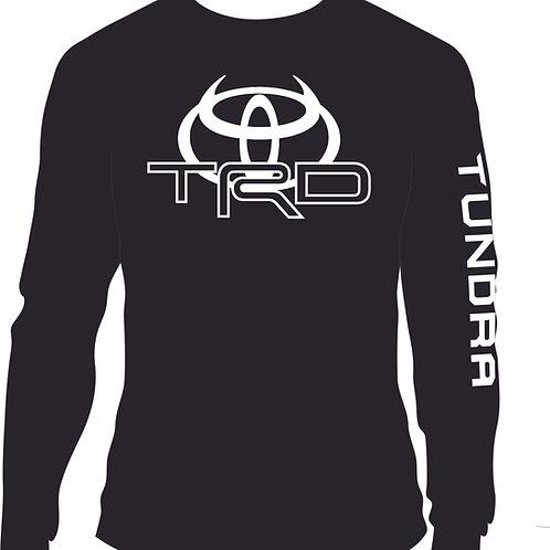 Toyota Tundra TRD Horns Long Sleeve Shirt