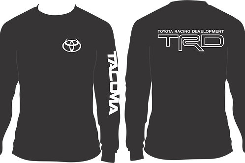 Toyota Tacoma TRD Long Sleeve Horns Shirt
