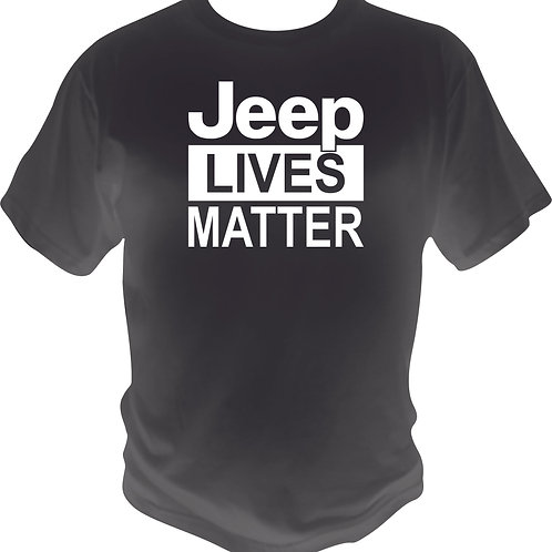 Jeep Lives Matter