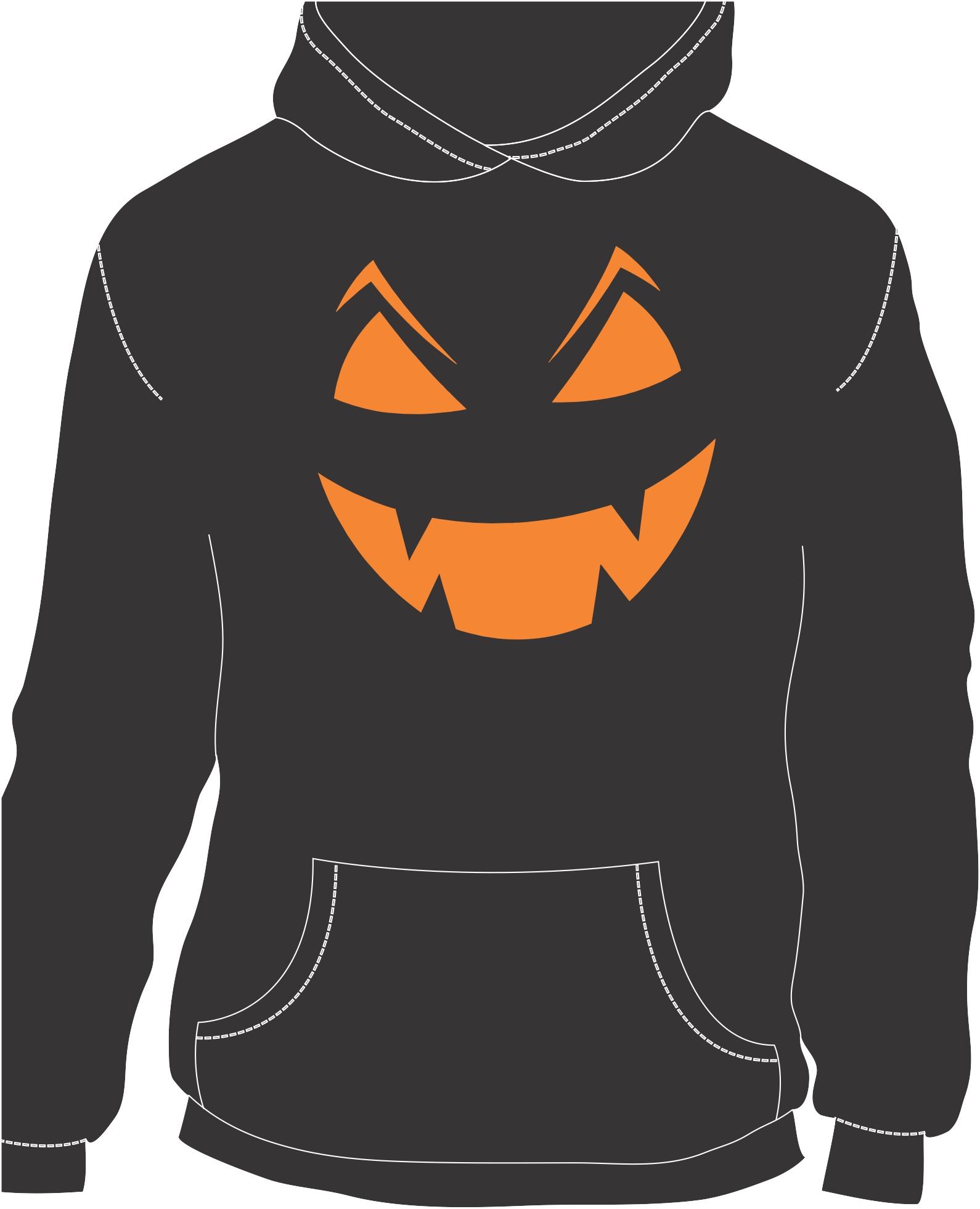 Pumpkin Hoodie
