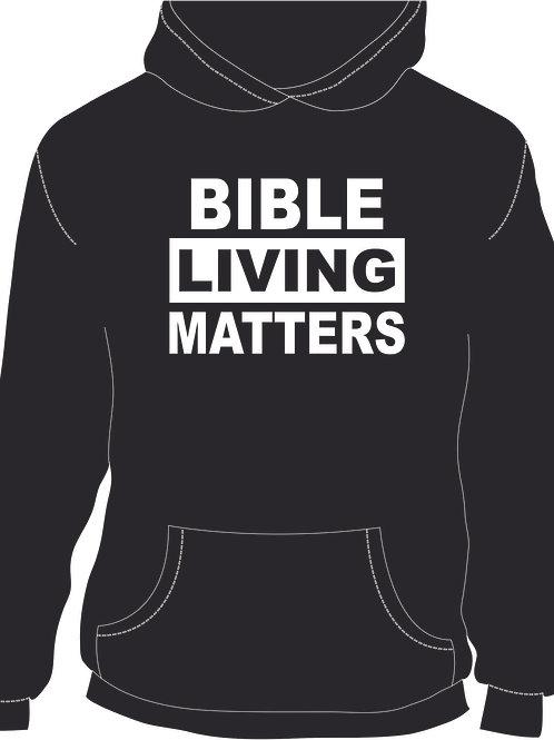 Bible Living Matters Hoodie