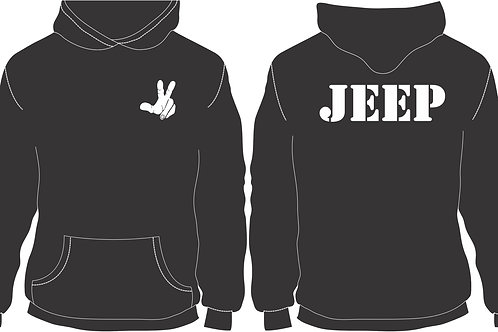 Jeep Wave ll Hoodie