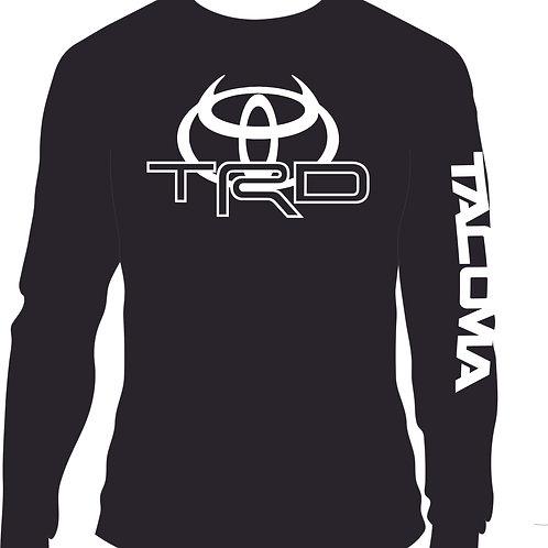 Toyota Tacoma TRD Horns Long Sleeve Shirt