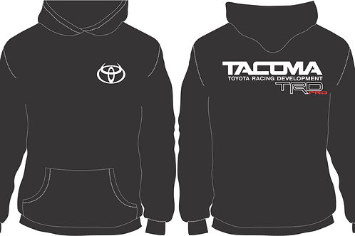 Toyota Tacoma TRD Pro Horns Hoodie