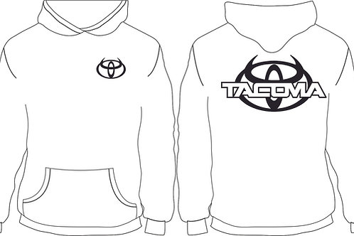 Toyota Tacoma Horns ll Hoodie