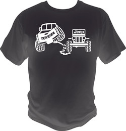 Toyota Jeep Pee