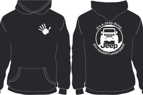 Jeep Wave Hoodie