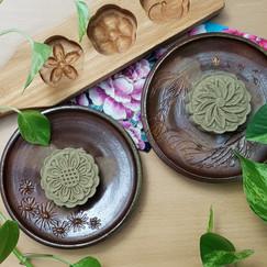 Wood Fired Dessert Plates