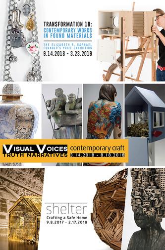Exhibition Website Banners