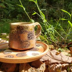 Wood Fired Ceramics Set