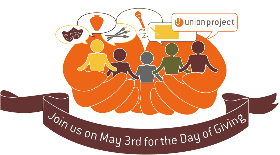 Union Project Day of Giving Graphics
