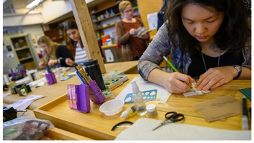 Contemporary Craft featured in The Washington Post