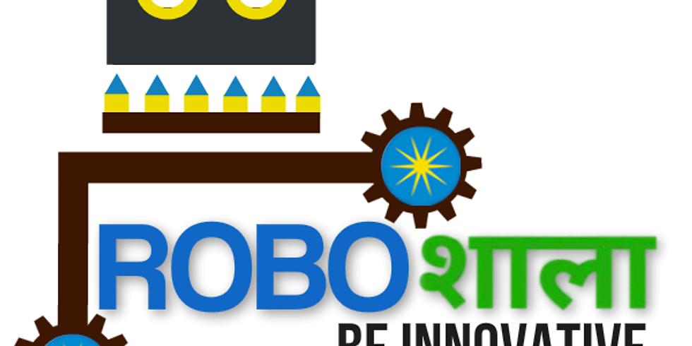 Engineer's Day 2020 -KUKA Robot KR-16 Workshop by Roboशाला-GGI-Ludhiana in collaboration with IIC GGI Ludhiana