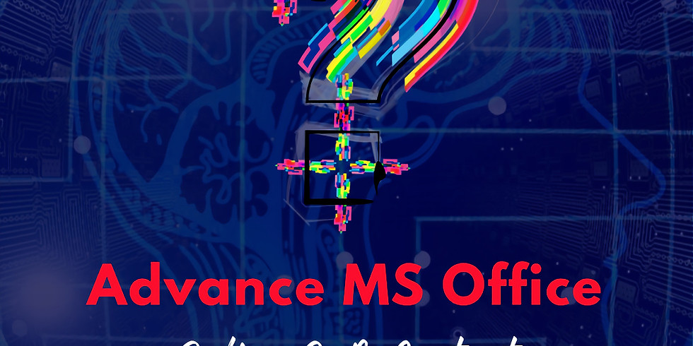 Online Quiz Contest on Advance MS Office