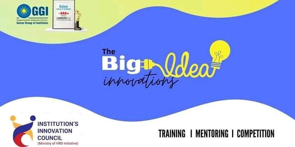 The Big Idea Innovation Challenge 2021