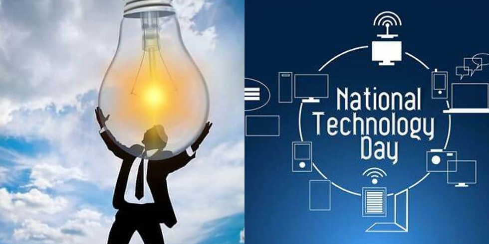National Technology Day - 2021 Awareness Campaign Competition