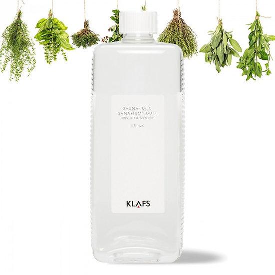 Olejový vonný koncentrát pre saunu a Sanarium® - 1000ml Relax