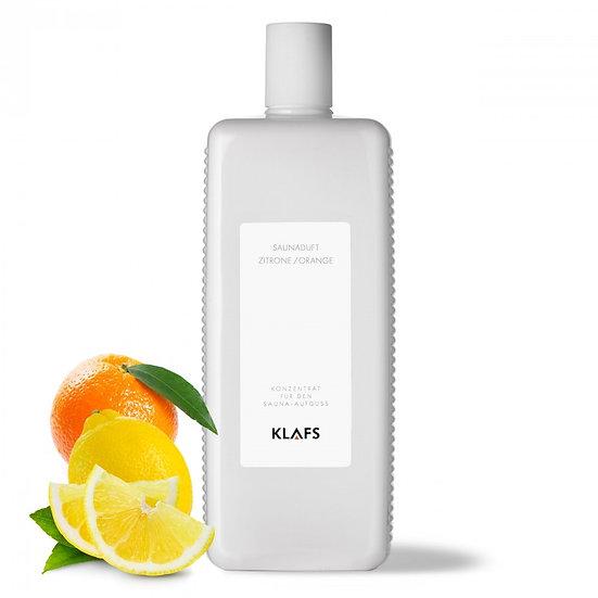 Saunová vôňa - 1000ml Citrón/Pomaranč